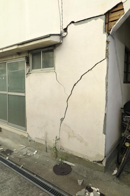 古い家を耐震リフォーム