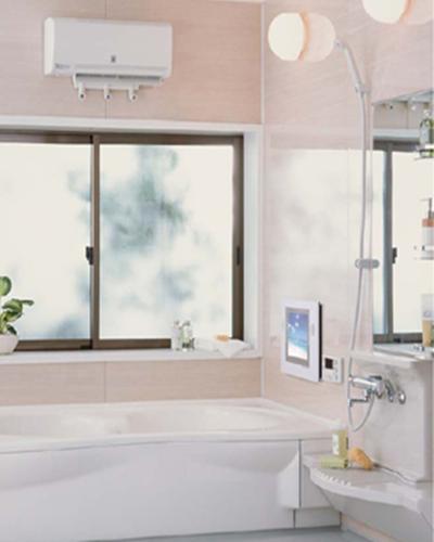 リンナイの壁掛け浴室乾燥機