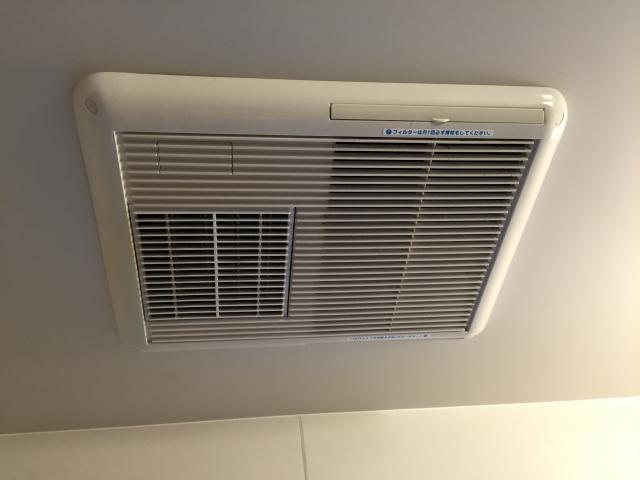 浴室乾燥機暖房の交換