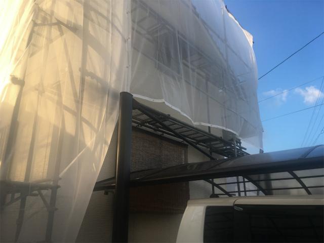 台風の時に雨漏り原因外壁