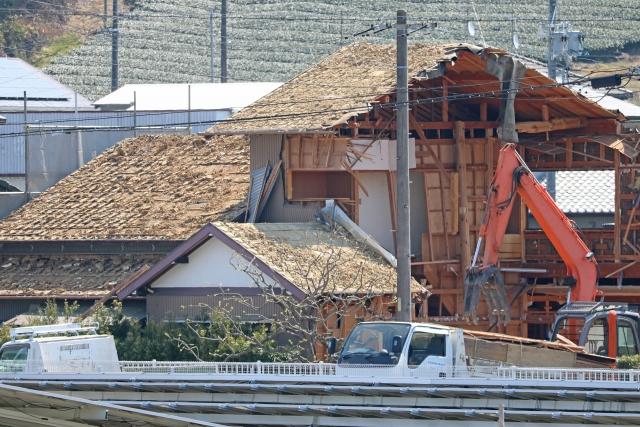リフォーム解体工事近隣トラブル